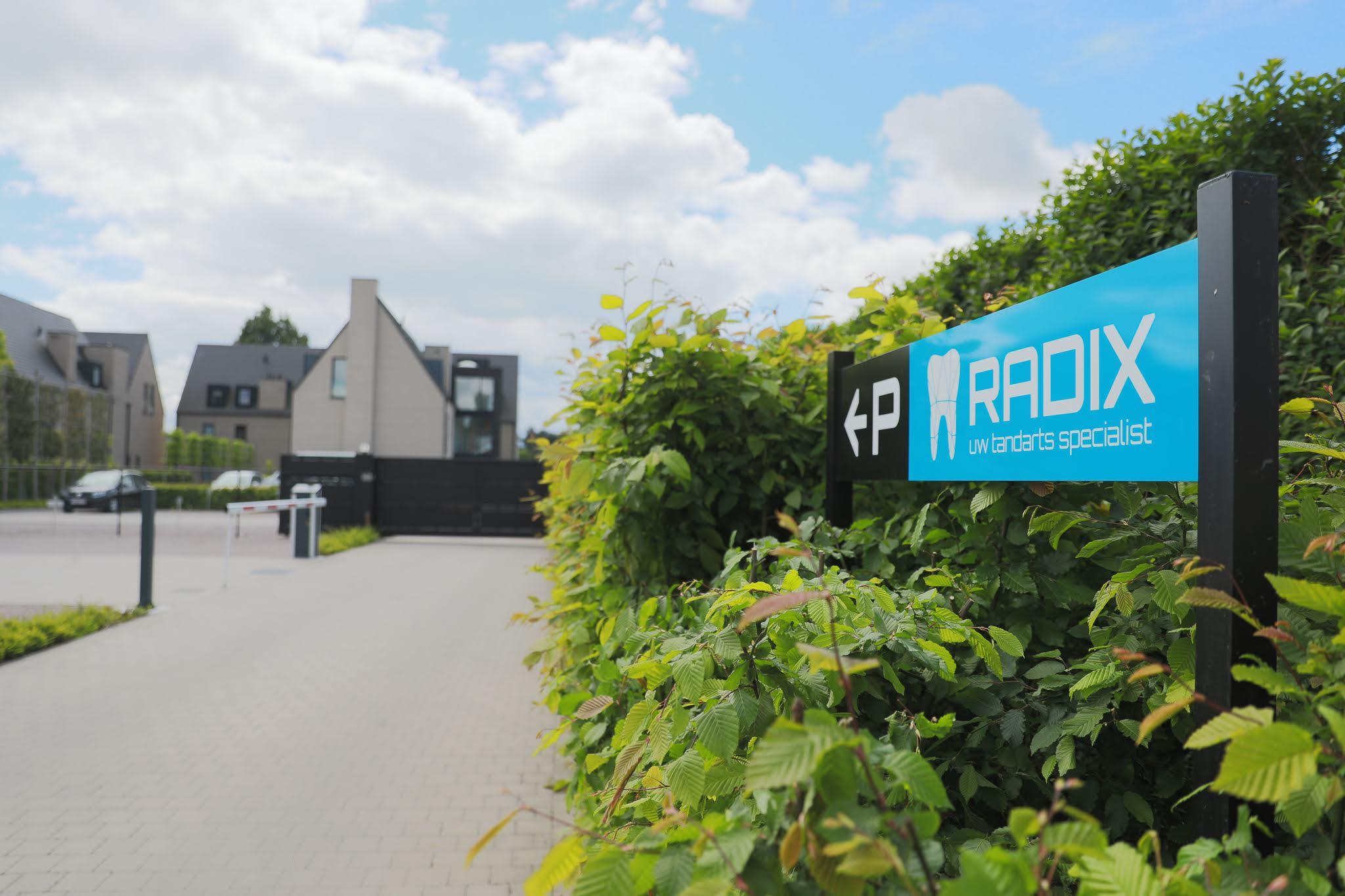 Radix-parking